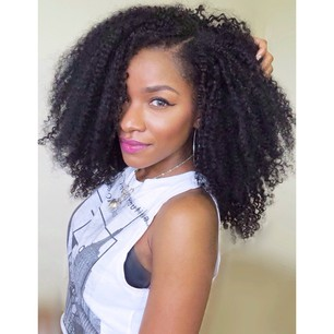 Sensational Brazilian Curly Hair Styles Chocolate Informed Online Magazine Hairstyles For Women Draintrainus