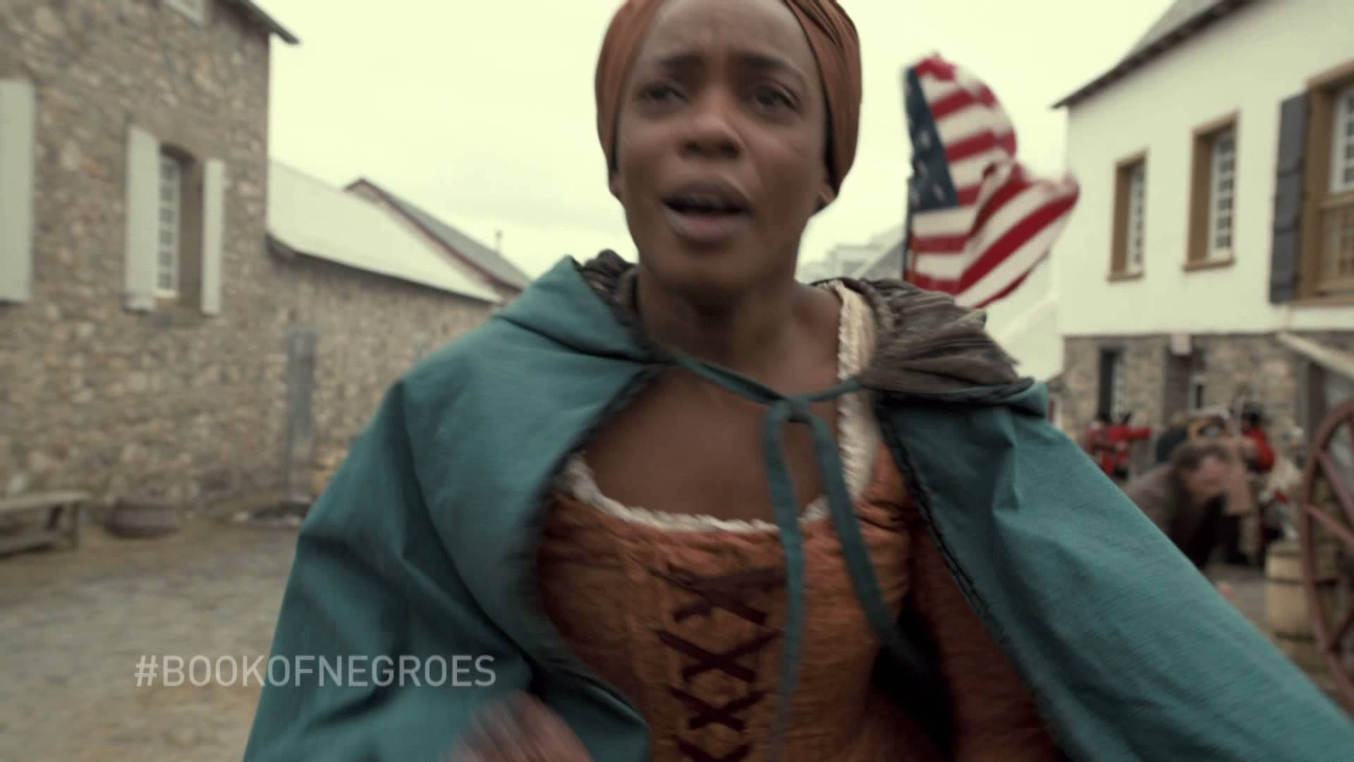 The Book of Negroes' Miniseries, Which Premieres 16 Feb 2015 on BET