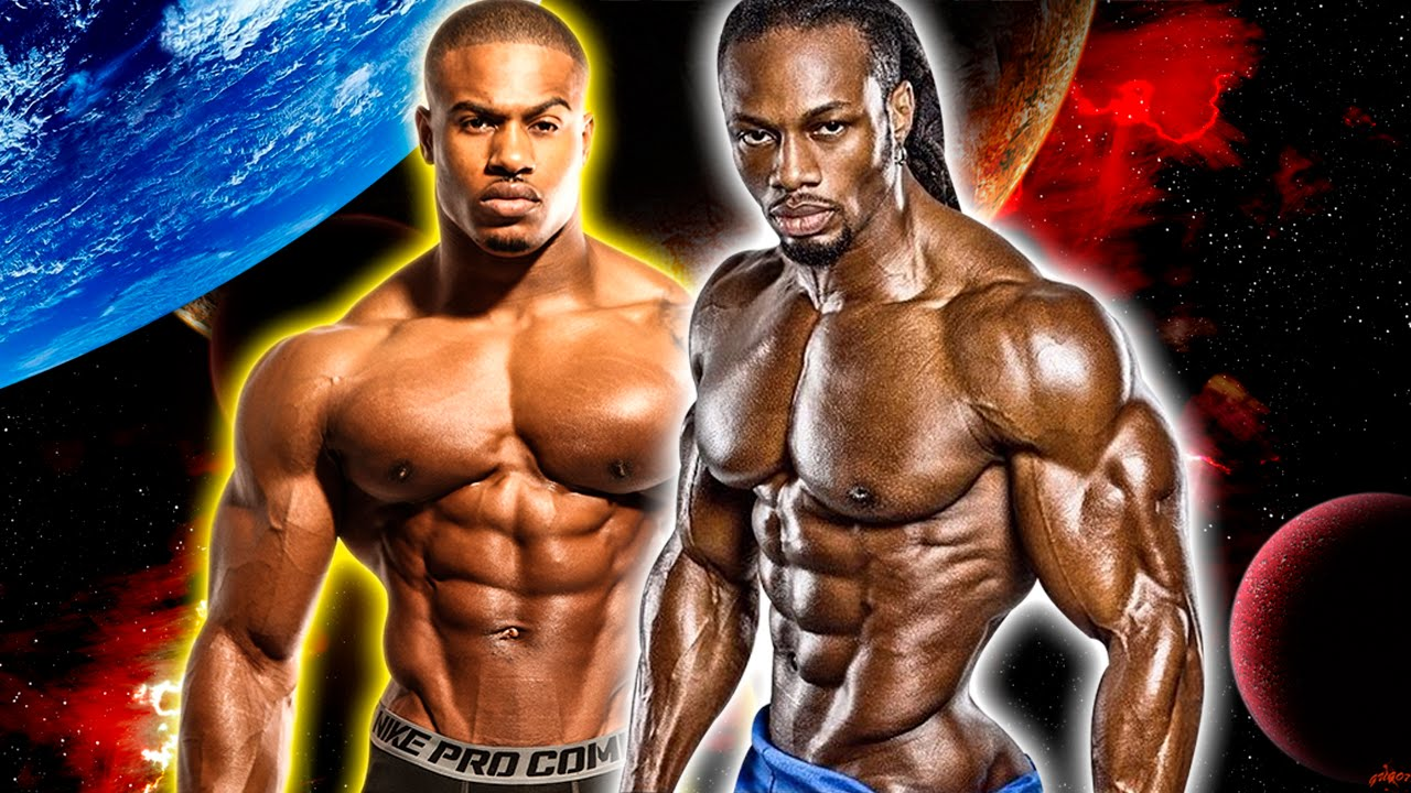 Fitness Motivation – Bodybuilding tips with Simeon Panda and Ulisses Jr