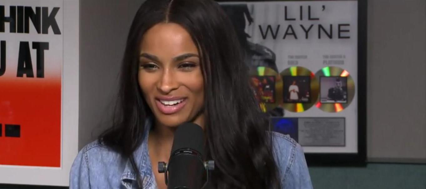 Ciara Talks about Relationships