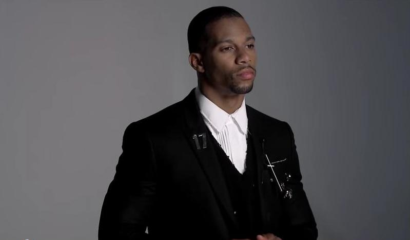Givency Fall Winter 2015 Campaign Victor Cruz