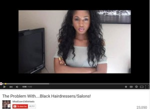 The Problem with Black Hair Salons