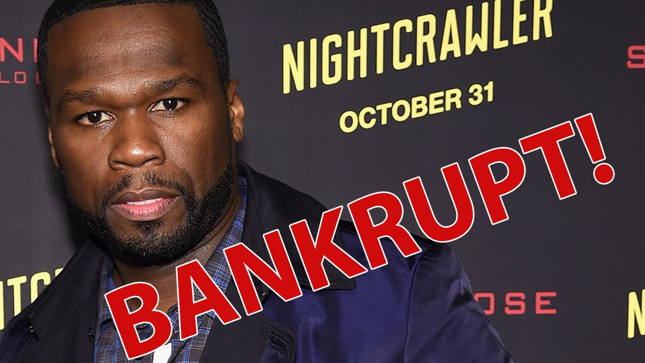 Is 50 Cent Really Bankrupt? The Story Behind 50 Cent's Bankruptcy Filing after Losing $5 Million Lawsuit