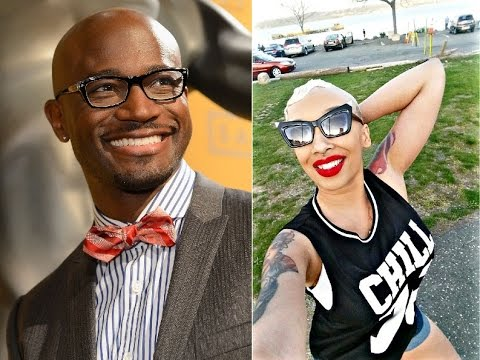 Video Model Threatens to Expose Taye Diggs in Alleged Sex Tape