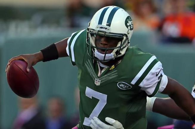 Geno Smith Broken Jaw