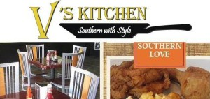 Best kept secret among southern food restaurants in for V kitchen in durham nc