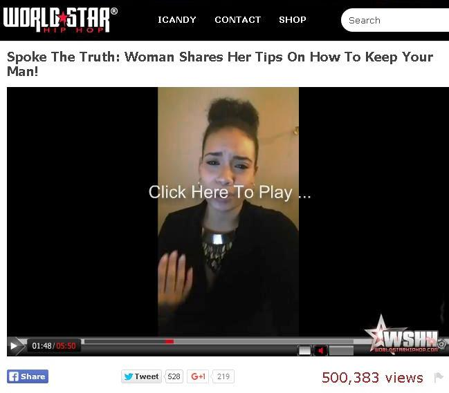 Olivia Alexa on World Star Hip Hop