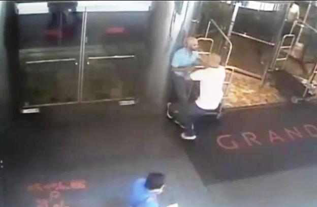 Video of James Blake Takedown by NYPD Officer