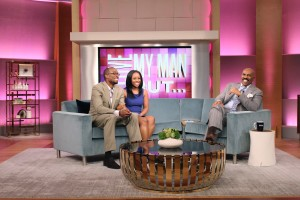 Will and Denea James on Steve Harvey TV