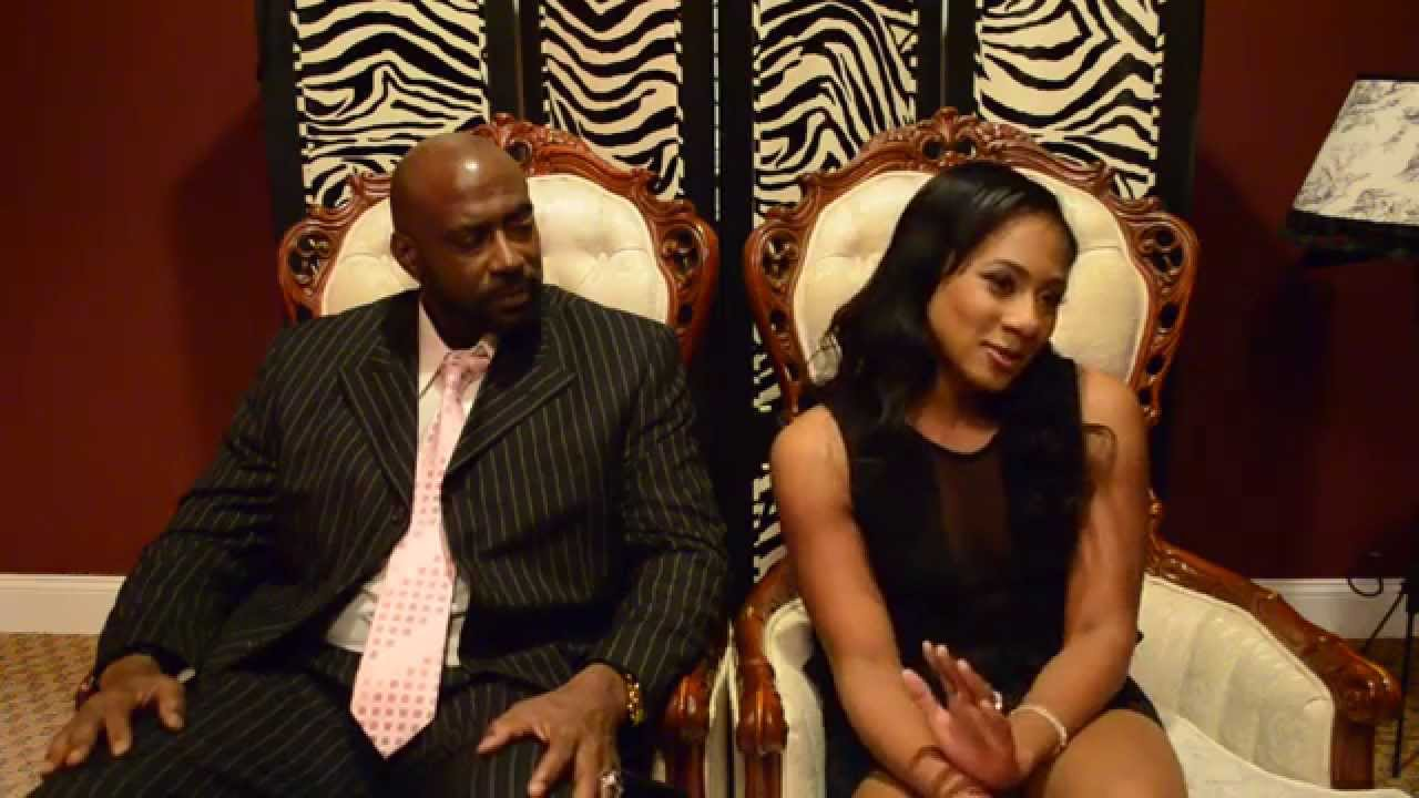 Octavia Miller and Steve Holmes Open Up in Interview With Karonda Fleming