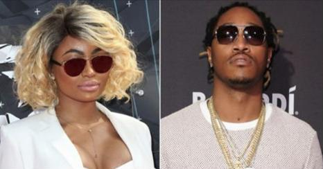 Blac Chyna and Future