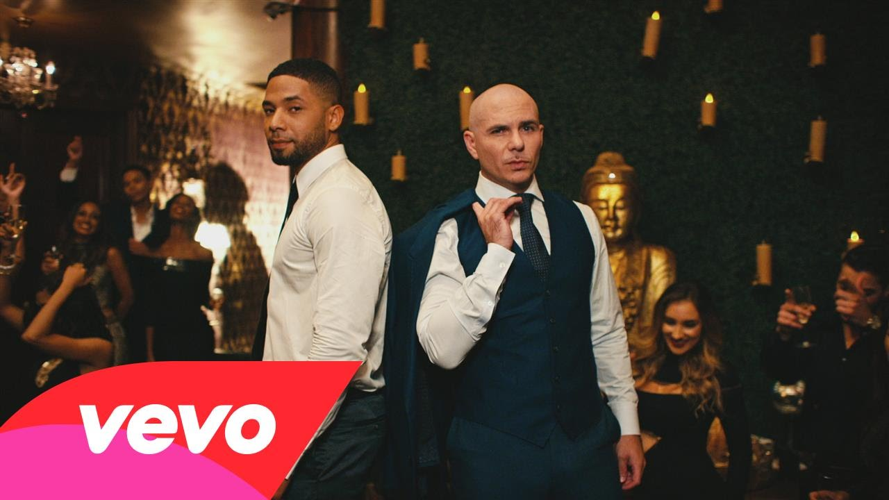 """Newest Music Video from Empire Cast """"No Doubt About It"""" featuring Pitbull"""