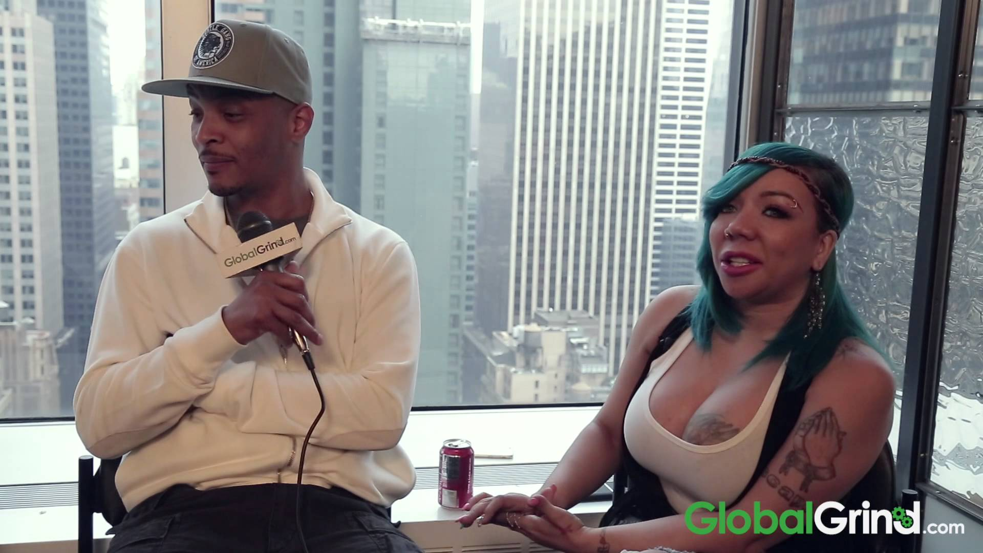 BABY on the way! Rapper T.I. and Wife Tiny Harris Are Expecting a Baby Girl