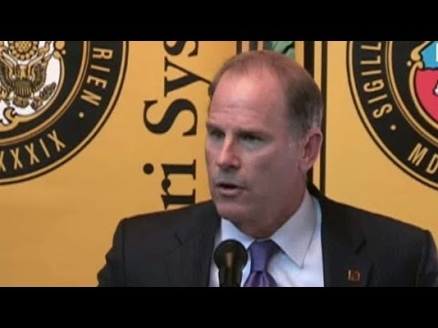 University of Missouri President Quits After Football Team Threatens to Strike
