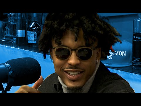 August Alsina Talks to the Breakfast Club, Disgruntled over 'TTCL' Early Album Release