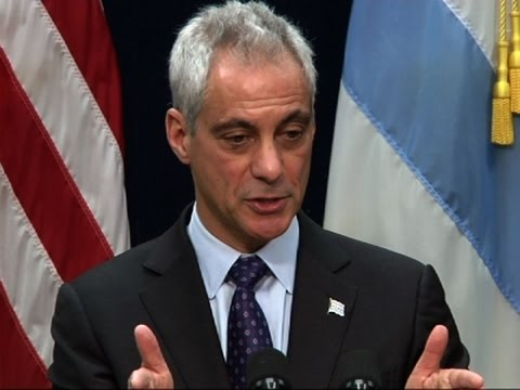Mayor Rahm Emanuel fired Chicago's Police Superintendent