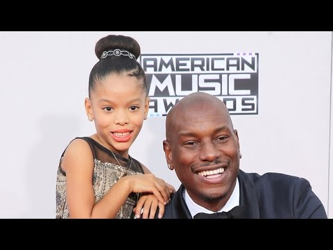 What a Christmas Gift! Tyrese Buys His 8 Year Old Daughter an Island