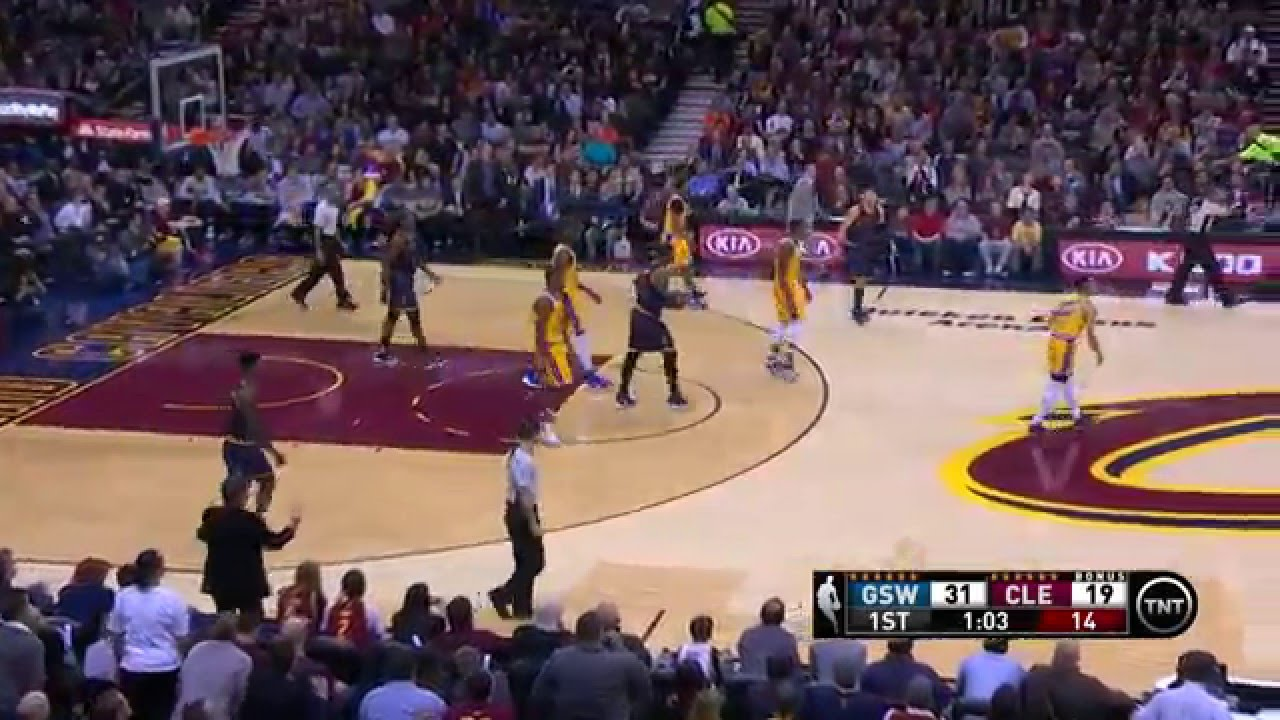 Golden State Warriors Defeat the Cleveland Cavaliers