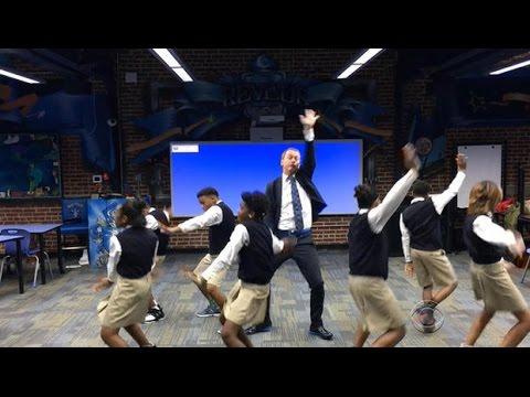 """You Can't Do It Like Me!"" Ron Clark Academy's Video Breaks the Internet"