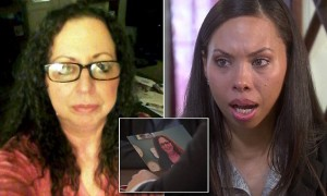 Photo: Daily Mail