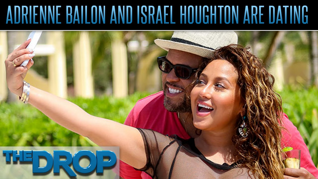 Adrienne Bailon Vacations with Gospel Singer Israel Houghton