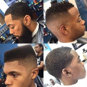 Cuts by She's The Barber