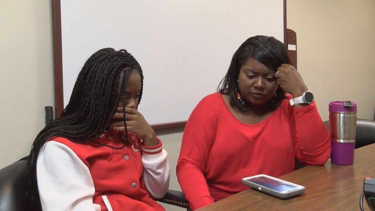 A Huntsville parent   viewed video of her daughter being taunted and attacked on a Huntsville City School bus.