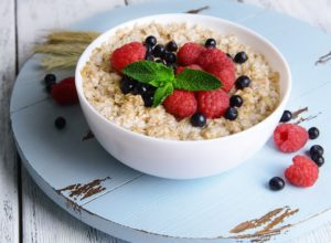 oatmeal-berries