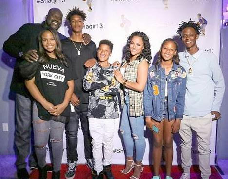 shaq lets his 4 kids star in new reality tv show
