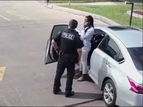 Woman Accuses officer of Excessive Force