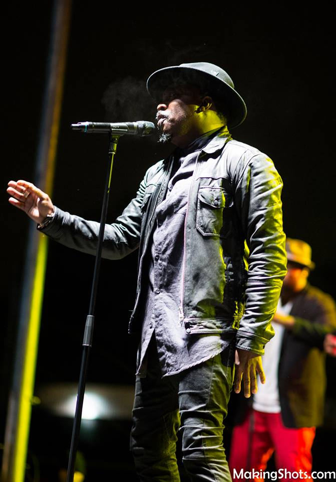 Anthony Hamilton Art of Cool 2015
