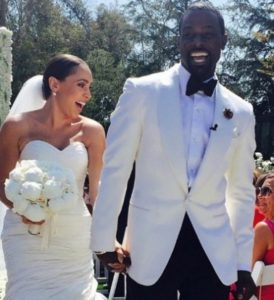 Lance Gross Weds