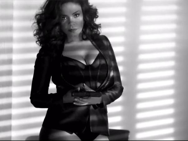 Sanaa Lathan in Sultry Video Shoot