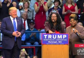 Black Supporters for Trump: ?Stump for Trump Girls? Diamond and Silk