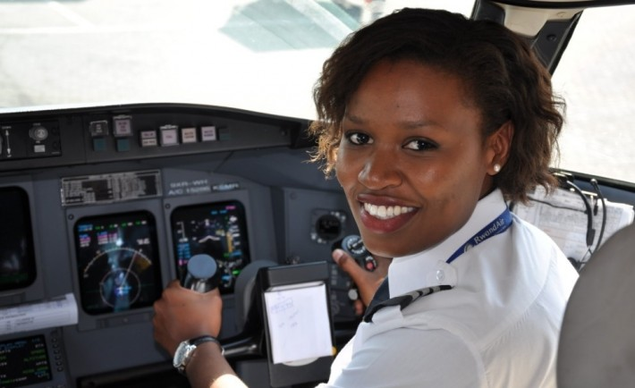 Esther-Mbabazi Nigerian Air Force
