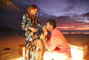 Russell Wilson Proposes