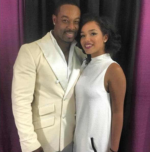 Darrin Henson and Wife