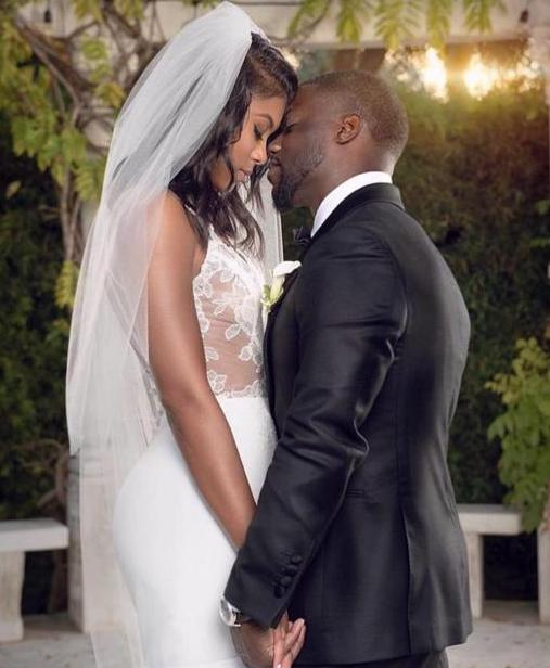 Kevin Hart Weds Eniko Parrish