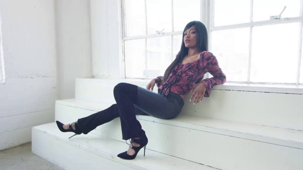 Keke Palmer Designs Special Shoe Collection for Shoe Dazzle